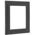 Black Wood Open Frame - 8