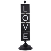 Home & Love Sign
