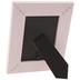 Pink Distressed Wood Look Frame - 3 1/2