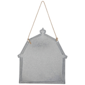 Galvanized Barn Metal Wall Decor