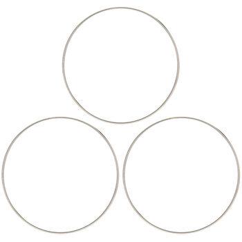 """Steel Rings - 5"""""""