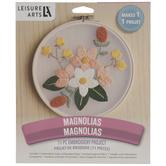 Magnolia Embroidery Kit