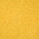 Yellow Tiny Leaf Textured Cotton Calico Fabric