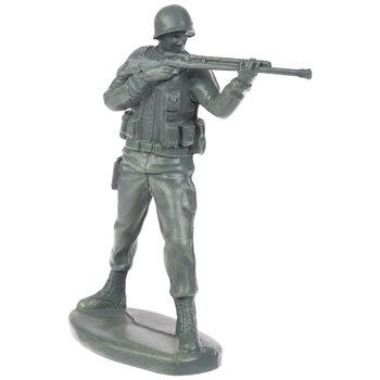 Green Standing Soldier