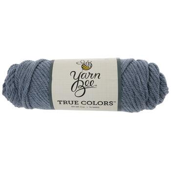 November Periwinkle Yarn Bee True Colors Yarn