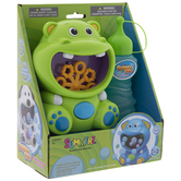 Hippo Bubble Fun Machine