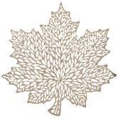 Gold Leaf Placemat