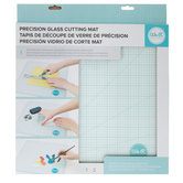 "Precision Tempered Glass Cutting Mat - 14"" x 14"""