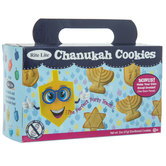 Chanukah Shortbread Cookies