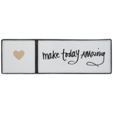 Make Today Amazing Jewelry Dish