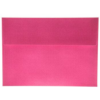 Bright Pink Envelopes - A7