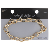 Hinge Clasp Chain Bracelet