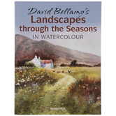 Landscapes Through The Seasons In Watercolor