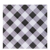 "Diagonal Gingham Scrapbook Paper - 12"" x 12"""