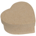 Heart Paper Mache Boxes - Small