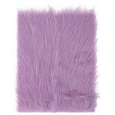 Long Pile Faux Fur