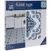 Marrakesh Peel & Stick Vinyl Floor Tiles