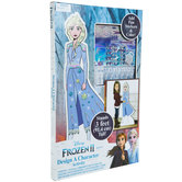 Frozen 2 Design A Character Kit