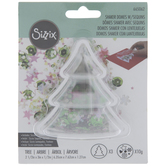 Tree Sizzix Sequin Shaker Domes