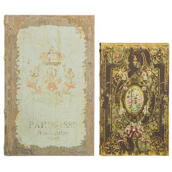 Tattered Floral Box Book Set