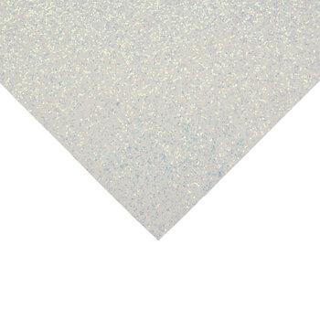Iridescent Chunky Glitter Felt Sheet