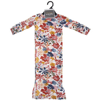 Floral Infant Gown - 0-3 Months