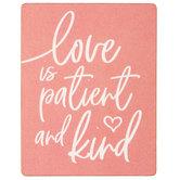 Love Is Patient Magnet