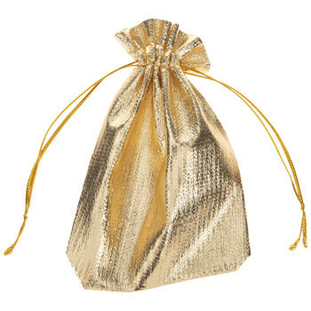 Metallic Favor Bags
