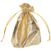 Gold Metallic Favor Bags