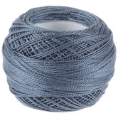 931 Medium Antique Blue DMC Pearl Cotton Thread - Size 12