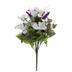 Purple & White Dogwood Bush
