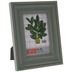 Green Distressed Wood Frame - 4