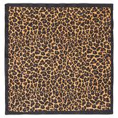 Leopard Print Bandana