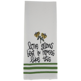 Love Grows Kitchen Towel