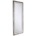 Whitewash Wood Wall Mirror