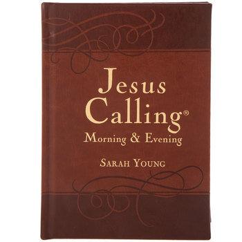 Jesus Calling Morning & Evening