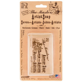The Masters Artist Soap