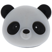 Panda Head Shank Buttons
