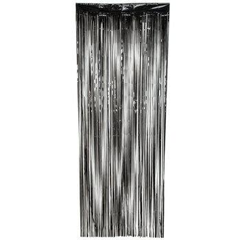 Mylar Door Curtain