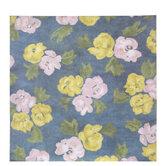 "Semi Sweet Floral Scrapbook Paper - 12"" x 12"""