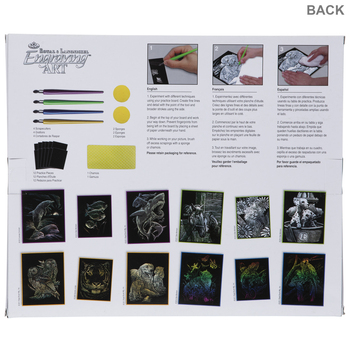 Sketching Or Engraving Projects Kit