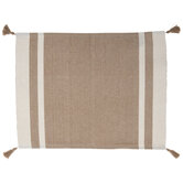 Striped Beige Placemat