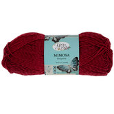 Burgundy Yarn Bee Mimosa Yarn
