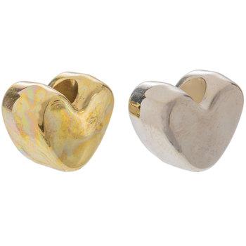 Heart Acrylic Bead Mix