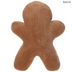 Gingerbread Boy Pillow