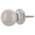Silver Ball Knob