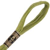 471 Very Light Avocado Green DMC Cotton Embroidery Floss