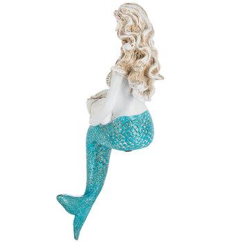 Sitting Mermaid