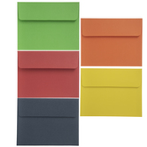 Square Flap Envelopes