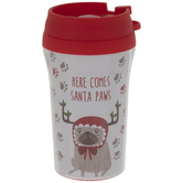 Here Comes Santa Paws Kids' Cup